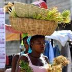 Woman Madan Sara of Haiti.