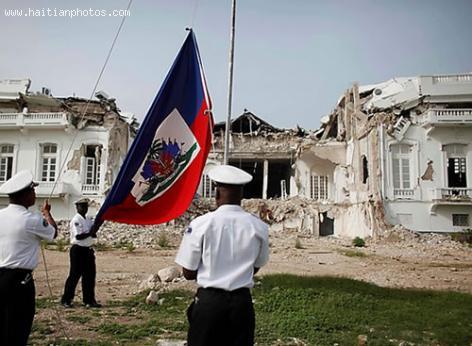 The government of Haiti and Haiti National Palace