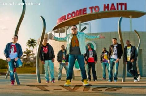 The Haitian Kompa band T-Vice