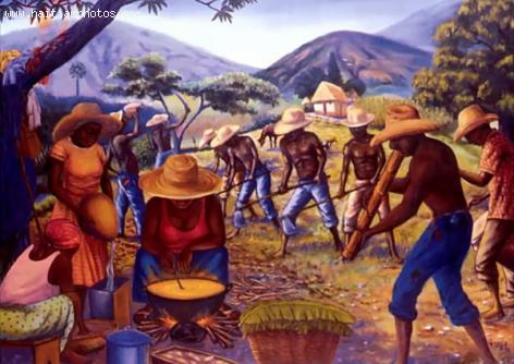 Picture of Haitian Kombit