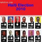 Haiti Election 2010