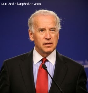 Vice-President Joe Biden And The Haitian Community