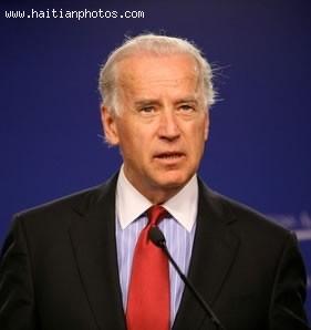 Vice-President Joe Biden And The Haitian Community