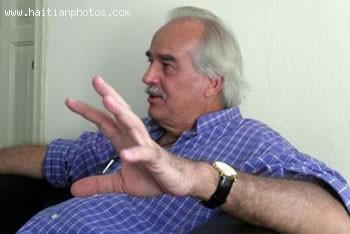 Ricardo Seitenfus, the OAS representative for Haiti