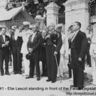 Former Haitian President Elie Lescot