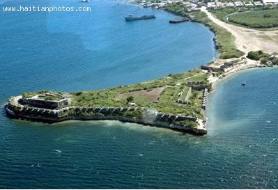 View of Fort-Liberte, Haiti