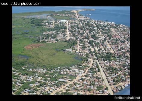 The City of Fort-Liberte