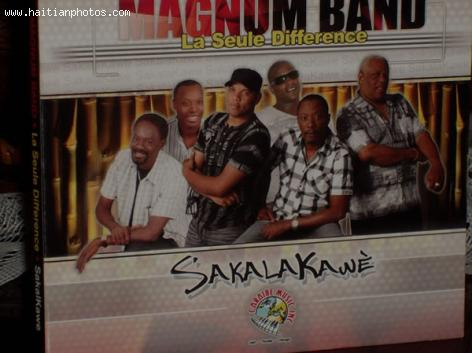 Magnum band,  dadou Pasquet and Tico Pasquet