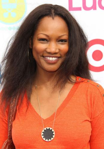 A Picture of Garcelle Beauvais
