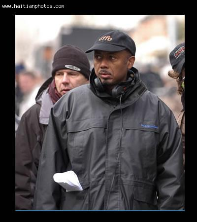 Raoul Peck and his film Career