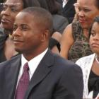 Andre Pierre, Mayor of North Miami, born in Arcahaie