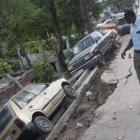 Devastation In Streets - Haiti Earthquake - January 12, 2010