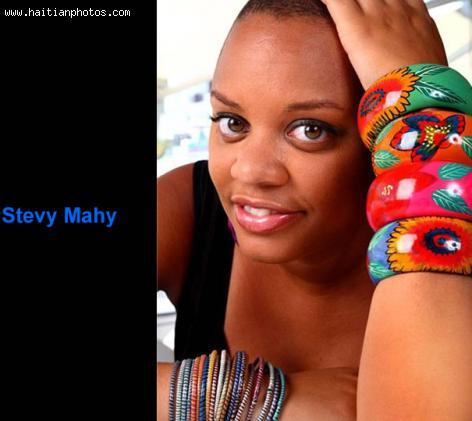 Stevy Mahy music artist