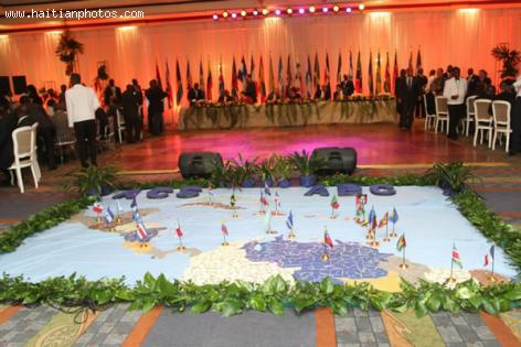 Fifth summit of heads of state of The Association of Caribbean States