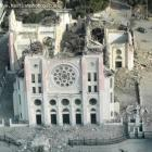 Port-au-Prince Cathedral - Haiti Earthquake - January 12, 2010