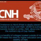 Universite Chretienne du Nord d'Haiti in Limbe