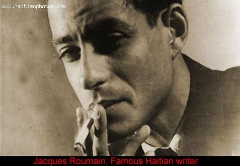 Jacques Roumain, Famous Haitian writer