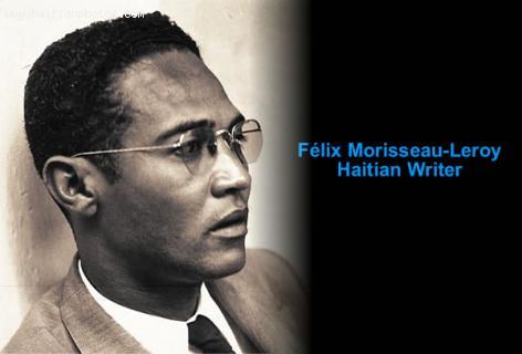 Félix Morisseau-Leroy Haitian Writer