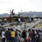 Rescue Of Victims - Haiti Earthquake - January 12, 2010
