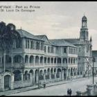 Institution Saint-Louis de Gonzague in Port-au-Prince, Haiti