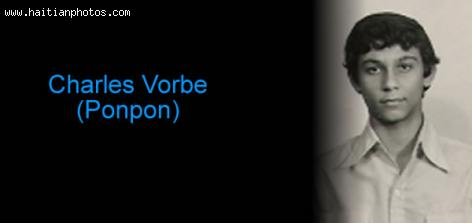 Charles Vorbe, also known as Ponpon