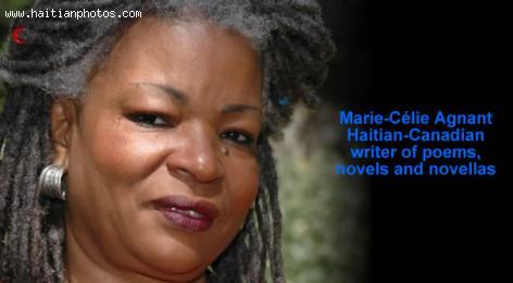 Haitian Writer, Marie-Celie Agnant