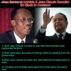 Aristide and Duvalier, so much in common