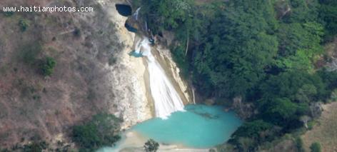 Bassin Zim in Hinche