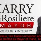 Harry LaRosiliere first