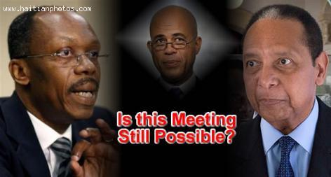 The Reunion of Jean Claude Duvalier and Jean Bertrand Aristide