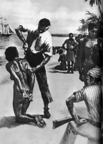 Slavery during Colonization Period
