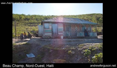 Beau Champ, Nord-Ouest, Haiti