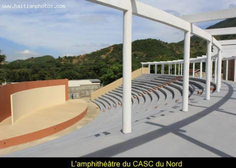 Amphitheatre du CASC du Nord in Vaudreuil