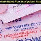United States Non Immigration Visa