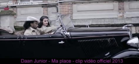Daan Junior - Ma place Music Videol 2013