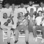 Caribbean group Malavoi with Ralph Thamar