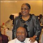 Leslie Francois Manigat Honored