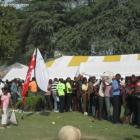 Livres en Folie at Parc Canne a Sucre in 2013