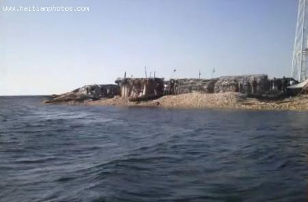 The island of Boman is a town left to survive
