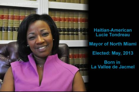 Lucie Tondreau, Mayor of North Miami