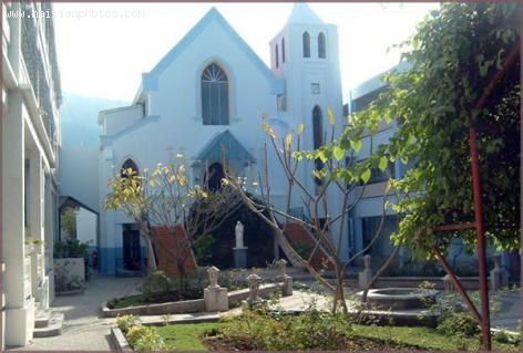 Institution du Sacre-Coeur de Turgeau, Port-au-Prince Haiti
