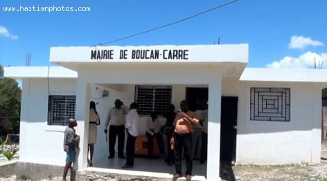 Mairie de Boucan Carre - Mayor