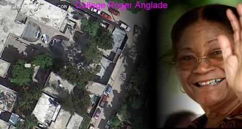College Roger Anglade in Port-au-Prince, Haiti