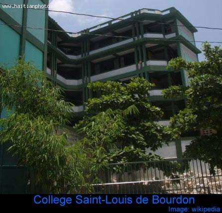 College Saint-Louis de Bourdon in Port-au-Prince