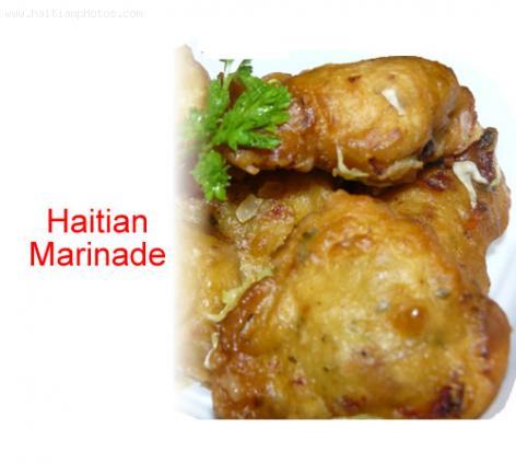 Spicy Haitian Marinades