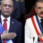 Michel Martelly of Haiti, Danilo Medina of Dominican Republic