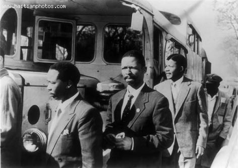 Nelson Mandela and ANC