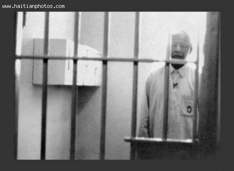 Nelson Mandela in Jail