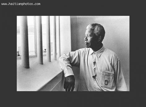 Nelson Mendela Life in Prison