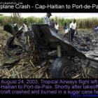 Tropical Airways flight Crashed from Cap-Haitian to Port-de-Paix